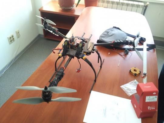 3D печать деталей для квадрокоптеров и прочих конструкций
