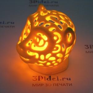 Настольные светильники (LED-свечи)