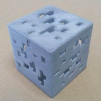 Cветильник Куб Minecraft Ore (LED-свеча)
