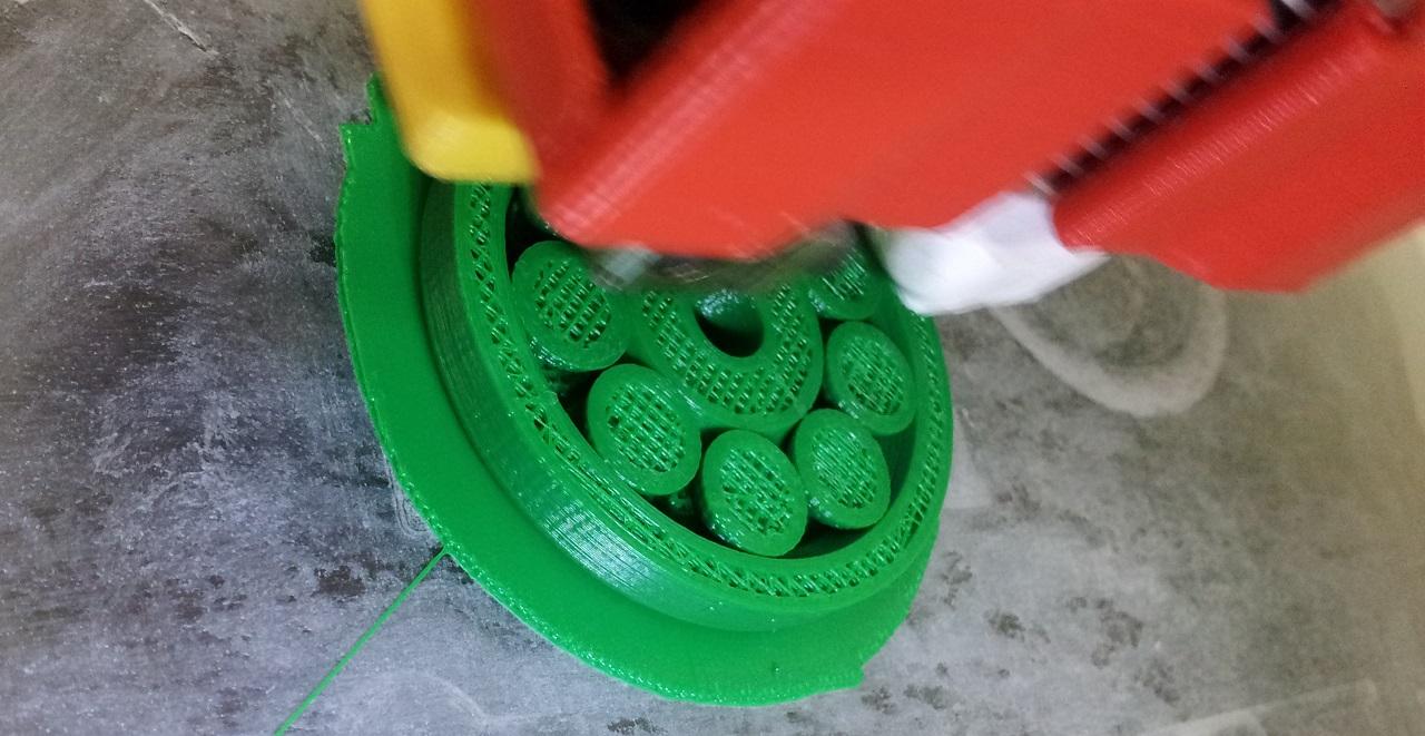 Пластиковые подшипники любых форм